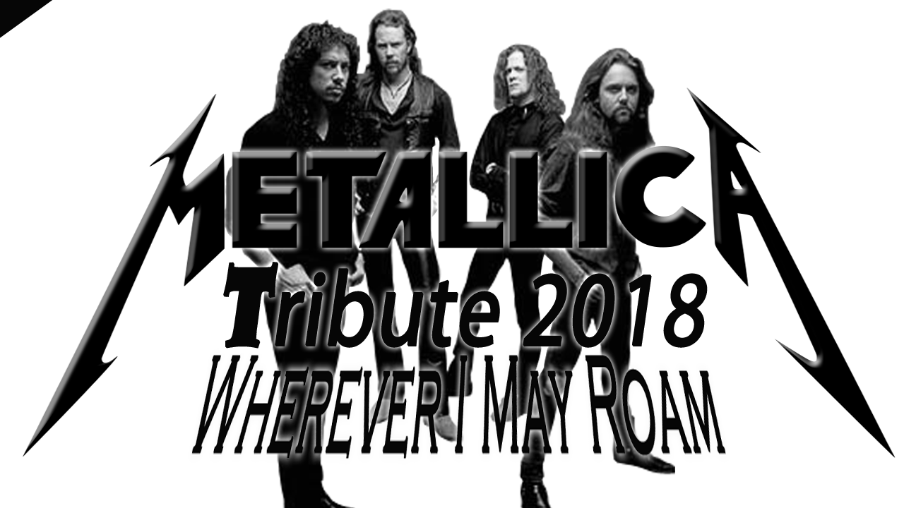 Metal Guitar Cover from Wherever I May Roam by Metallica. Guitar Cover tribute to Mr. Kirk Hammett of Metallica, for many, the best Heavy Metal band in the world. Song belonging to his Black Album, Wherever I May Roam, published in 1991.