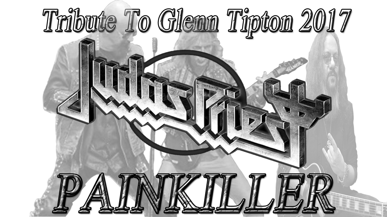 """Glenn Tipton Judas Priest Painkiller Metal Guitar Cover. A Tribute to Mr. Glenn Tipton. Judas Priest, British band of Heavy Metal founded in 1969, published his album entitled """"Painkiller"""" in the year 1990. Mr. Tipton, along with Rob Halford, KK Downing, Ian Hill and Scott Travis record, in my opinion, one of the best albums in the history of Heavy Metal."""
