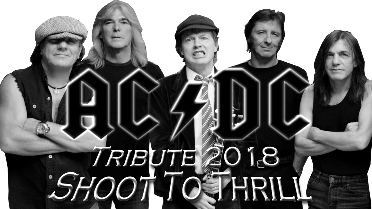 Tribute to Malcolm Young | AC/DC | Shoot To Thrill | Guitar Cover