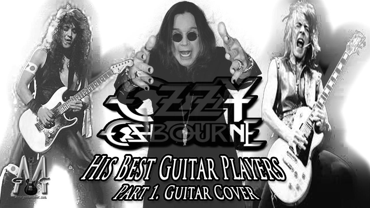 OZZY Osbourne | Randy Rhoads And Jake E. Lee  | His BEST Guitarists