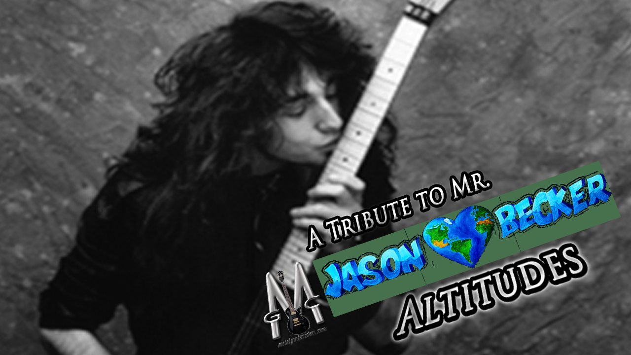 Jason Becker Altitudes Full Guitar Cover 2019. Altitudes is a song by Jason Becker. Recently, he has celebrated his 50th birthday ... This is my tribute to one of my great guitar idols!
