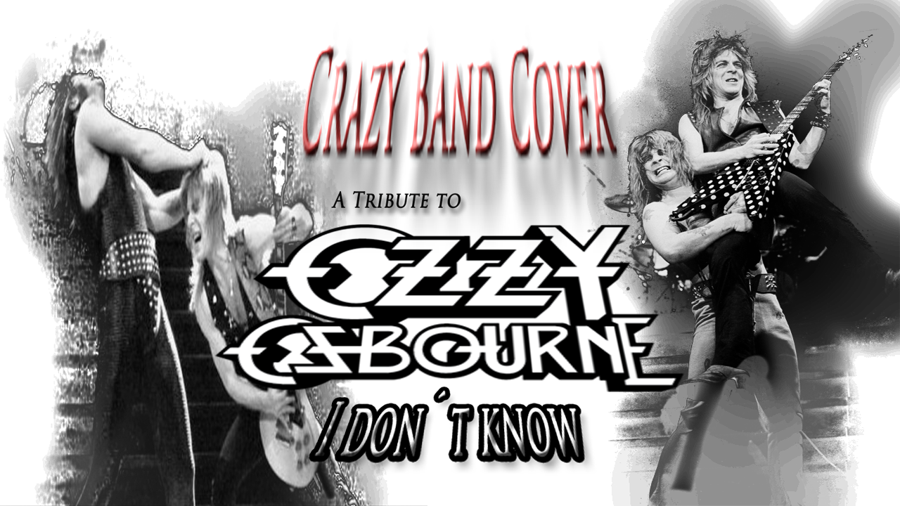 I Don´t Know by Ozzy Osbourne | A Tribute to Randy Rhoads | Full Song New Cover